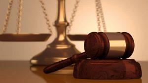 principio de contradicción en la justicia