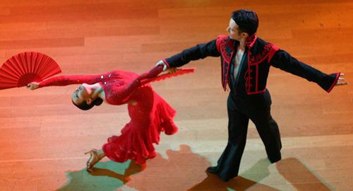 principios para bailar pasodoble