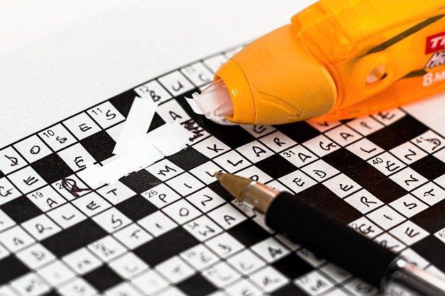 principios para resolver crucigramas
