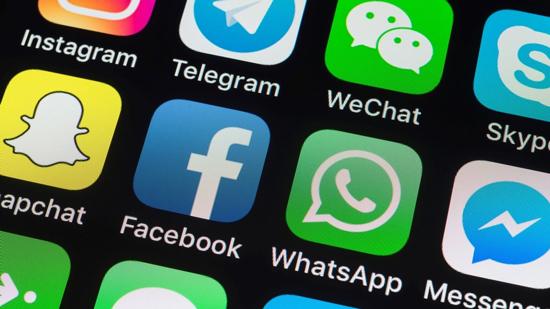 Peligros de redes sociales