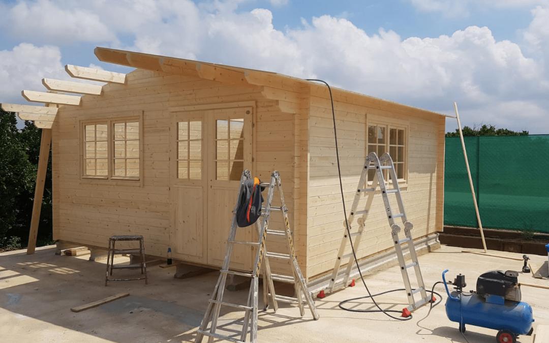 Principios para aprender montaje de construcción